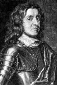 Biography of Oliver Cromwell, with links