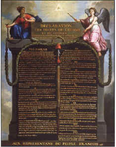 "Full text of the ""Declaration of the Rights of Man and the Citizen"""