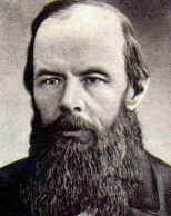 Click here for Dostoevsky biographical details and links