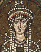 A brief biography of Empress Theodora, includes resources